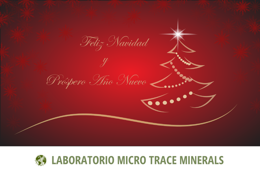 Felices Fiestas de MTM | Micro Trace Minerals!